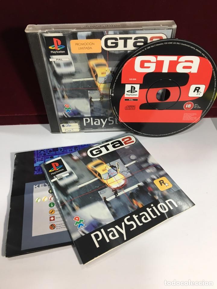 Videojuegos y Consolas: PLAYSTATION GTa2 - Foto 3 - 160995184