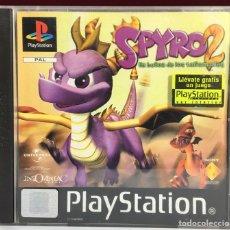 Videojuegos y Consolas: PLAYSTATION SPYRO 2. Lote 160995757