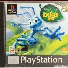Jeux Vidéo et Consoles: PLAYSTATION A BUG'S LIFE. Lote 161115920