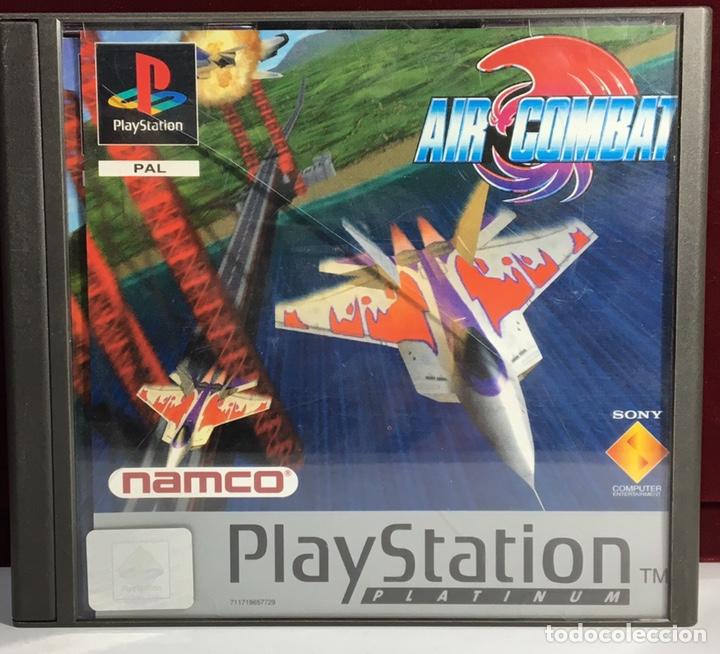 PLAYSTATION AIR COMBAT (Juguetes - Videojuegos y Consolas - Sony - PS1)
