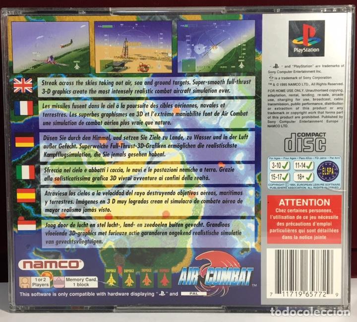Videojuegos y Consolas: PLAYSTATION AIR COMBAT - Foto 2 - 161116002