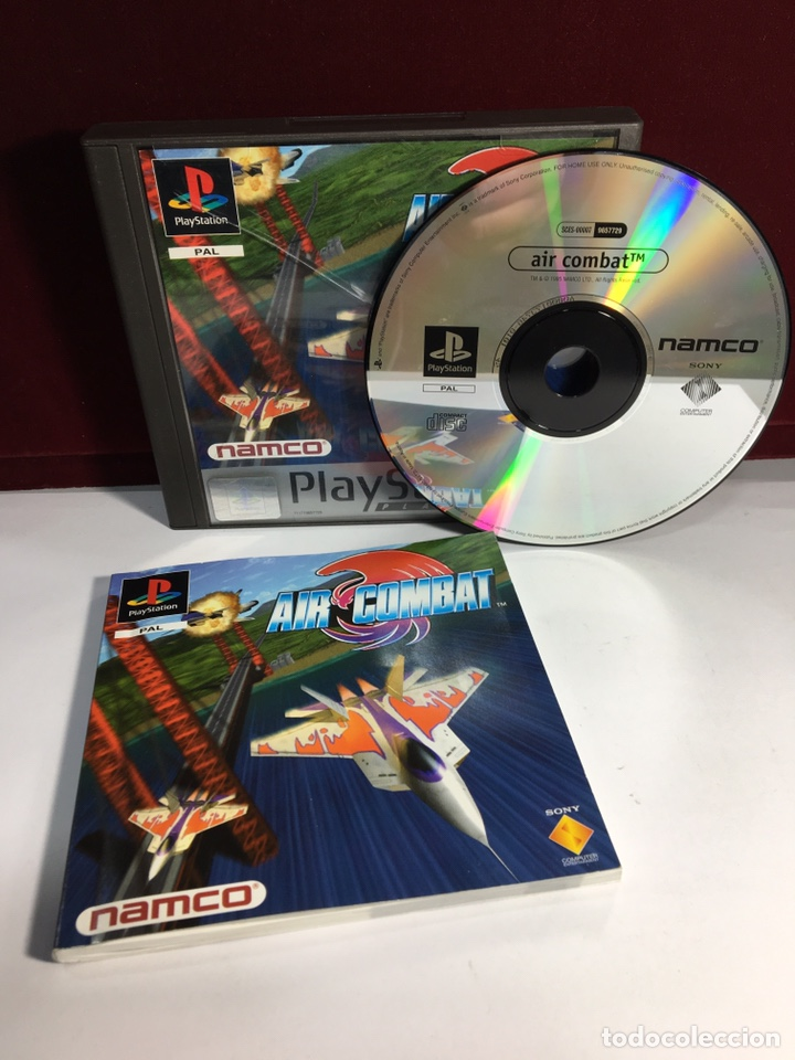 Videojuegos y Consolas: PLAYSTATION AIR COMBAT - Foto 3 - 161116002