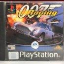 Videojuegos y Consolas: PLAYSTATION 007 RACING. Lote 161120290