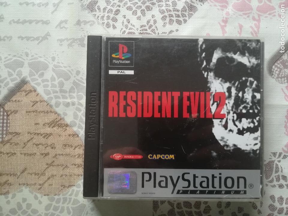 RESIDENT EVIL 2 PS1 - PSX (Juguetes - Videojuegos y Consolas - Sony - PS1)