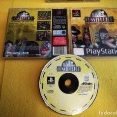 Videojuegos y Consolas: JUEGO PS1 CONSTRUCTOR. Lote 161238102