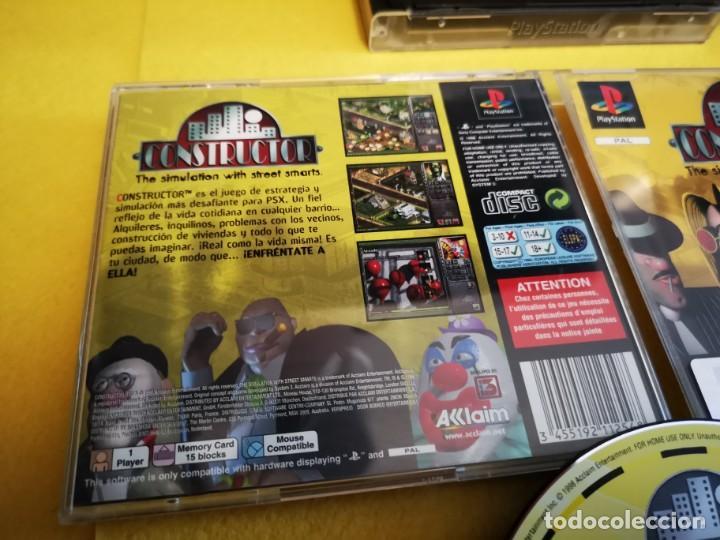 Videojuegos y Consolas: juego ps1 constructor - Foto 2 - 161238102