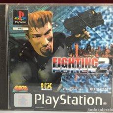 Videojuegos y Consolas: PLAYSTATION FIGHTING FORCE 2. Lote 161269778