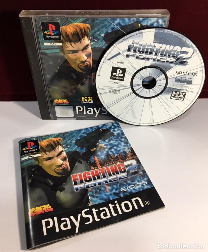 Videojuegos y Consolas: PLAYSTATION FIGHTING FORCE 2 - Foto 3 - 161269778