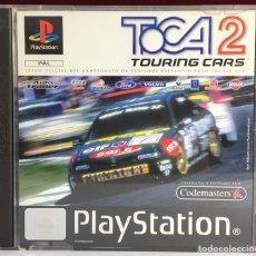 Videojuegos y Consolas: PLAYSTATION TOCA 2 TOURING CARS. Lote 161272509