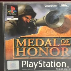 Videojuegos y Consolas: PLAYSTATION MEDAL OF HONOR. Lote 161272902