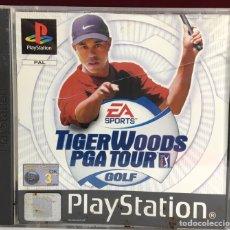 Videojuegos y Consolas: PLAYSTATION TIGER WOODS PGA TOUR GOLF. Lote 161279793