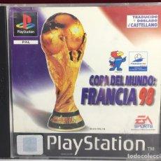 Videogiochi e Consoli: PLAYSTATION COPA DEL MUNDO : FRANCIA 98. Lote 161380873