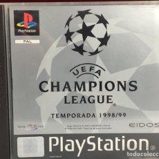 Videojuegos y Consolas: PLAYSTATION UEFA CHAMPIONS LEAGUE. Lote 161395268