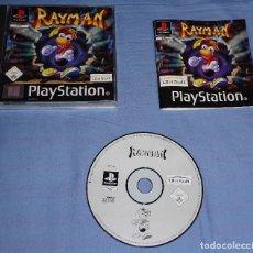 Videojuegos y Consolas: JUEGO PSX PS1 PS2 RAYMAN - PAL ESPAÑA - COMPLETO. Lote 161467134