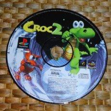 Videojuegos y Consolas: JUEGO PSX PS1 CROC 2 - PAL ESPAÑA. Lote 161467850