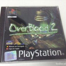 Videojuegos y Consolas: OVERBLOOD 2 . Lote 161796810