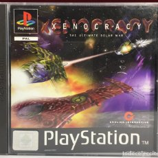 Videojuegos y Consolas: PLAYSTATION XENOCRACY. Lote 162027362