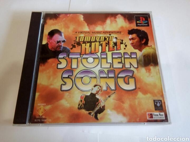 JUEGO PS1 STOLEN SONG VERSIÓN JAPONESA (Juguetes - Videojuegos y Consolas - Sony - PS1)