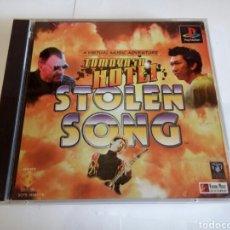 Videojuegos y Consolas: JUEGO PS1 STOLEN SONG VERSIÓN JAPONESA. Lote 160024702