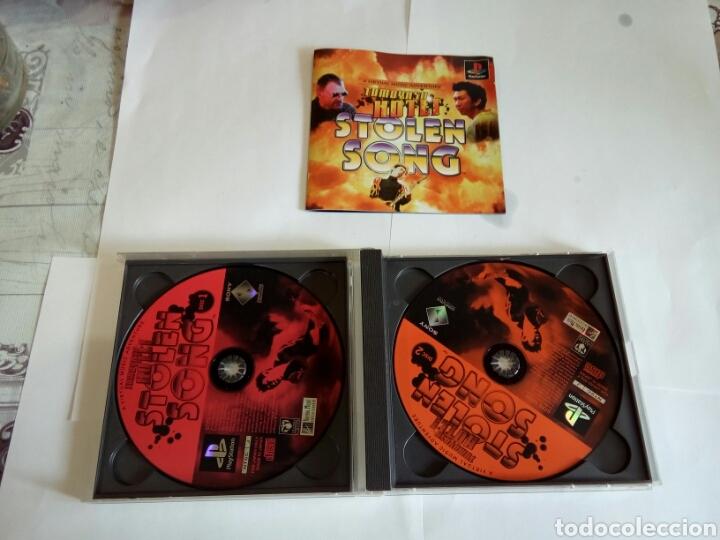 Videojuegos y Consolas: JUEGO PS1 STOLEN SONG VERSIÓN JAPONESA - Foto 4 - 160024702