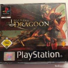 Videojuegos y Consolas: PS1 - THE LEGEND OF DRAGOON ALEMÁN (LEER ANUNCIO). Lote 161645982