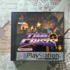 Videojuegos y Consolas: TIME CRISIS PS1 - PSX. Lote 163485470