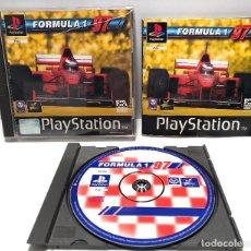 Videojuegos y Consolas: FORMULA 1 97 PLAYSTATION PS1 PSONE. Lote 163498862