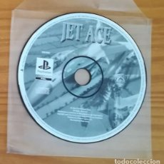 Videojuegos y Consolas: JET ACE, JUEGO PLAYSTATION 1 PAL. PHOENIX PS1 PSX PLAY STATION. SOLO DISCO. Lote 163573774