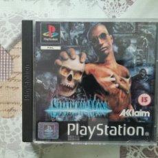 Videojuegos y Consolas: SHADOW MAN PS1 - PSX. Lote 164447026