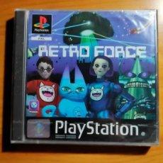 Videojuegos y Consolas: JUEGO RETRO FORCE PAL ESPAÑA PARA PS1 PSX PRECINTADO. Lote 164541162