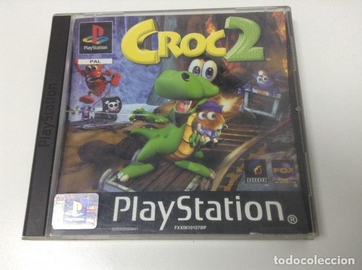 CROC 2 (Juguetes - Videojuegos y Consolas - Sony - PS1)