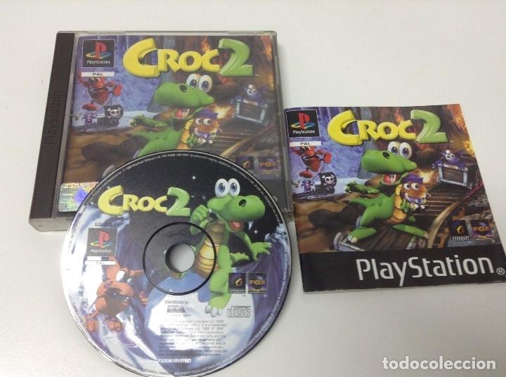Videojuegos y Consolas: CROC 2 - Foto 3 - 164625108