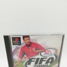 Videojuegos y Consolas: FIFA 2000 PS1. Lote 164714098