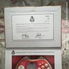 Videojuegos y Consolas: MANDO OFFICIAL STREET FIGHTER ANNIVERSARY EDITION CONTROLLER RYU PS1 - PSX. Lote 164915226