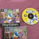 Videojuegos y Consolas: JUEGO DE PLAYSTATION 1 PATO DONALD CUAC ATTACK. Lote 164950010