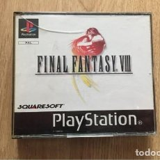 Videojuegos y Consolas: JUEGO FINAL FANTASY VIII FF8 PLAYSTATION 1 PS1 PSX. Lote 165196342