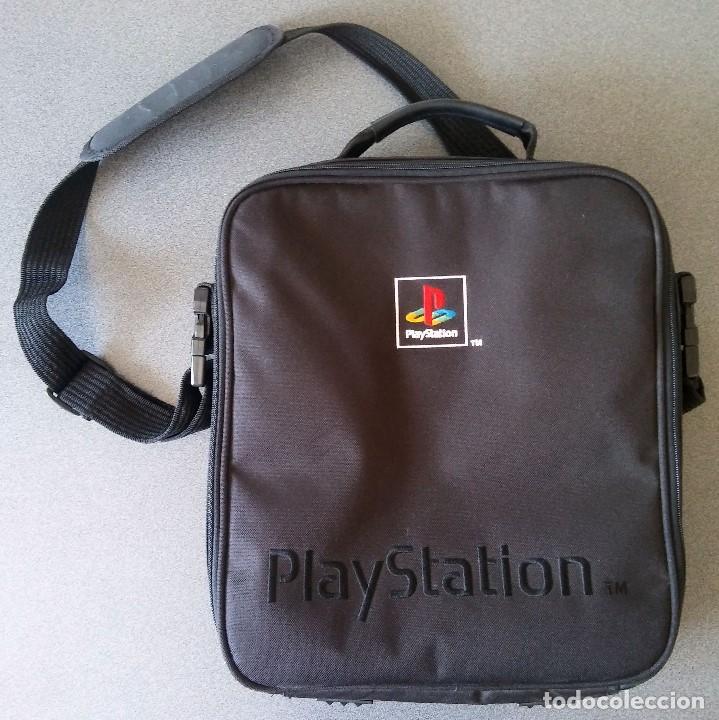 FUNDA PLAYSTATION (Juguetes - Videojuegos y Consolas - Sony - PS1)