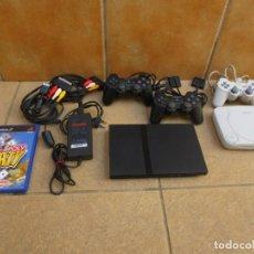 Videojuegos y Consolas: LOTE DE 2 CONSOLAS PS ONE Y PS2 CON 3 MANDOS Y 1 JUEGO MONOPOLY PARTY . Lote 165721918