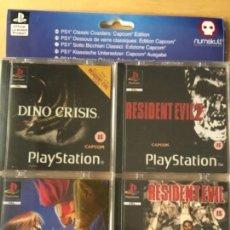 Jeux Vidéo et Consoles: POSAVASOS CLASSICS PS1. Lote 166279578