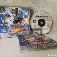 Videojuegos y Consolas: SPYRO EL AÑO DEL DRAGON PS1 PLAY1. Lote 166371622