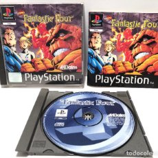Videojuegos y Consolas: FANTASTIC FOUR PLAYSTATION PSX PS1 PSONE. Lote 166380246