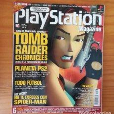 Videojuegos y Consolas: PLAYSTATION MAGAZINE 48, DICIEMBRE 2000. TOMB RAIDER CHRONICLES, UNREAL TOURNAMENT.... Lote 166593966