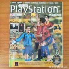 Videojuegos y Consolas: PLAYSTATION MAGAZINE 66, JUNIO 2002. FIFA 2002, SOLDIER OF FORTUNE, STRIKER 1945 II, CAPCOM VS SNK... Lote 166663446