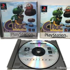 Videojuegos y Consolas: CROC: LEGEND OF THE GOBBOS PLAYSTATION. Lote 166713830