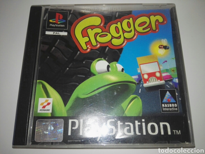 FROGGER (KONAMI,1997) SONY PLAYSTATION 1 ,PSX,PS1 (Juguetes - Videojuegos y Consolas - Sony - PS1)