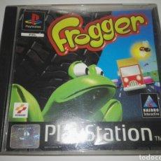Videojuegos y Consolas: FROGGER (KONAMI,1997) SONY PLAYSTATION 1 ,PSX,PS1. Lote 166761505