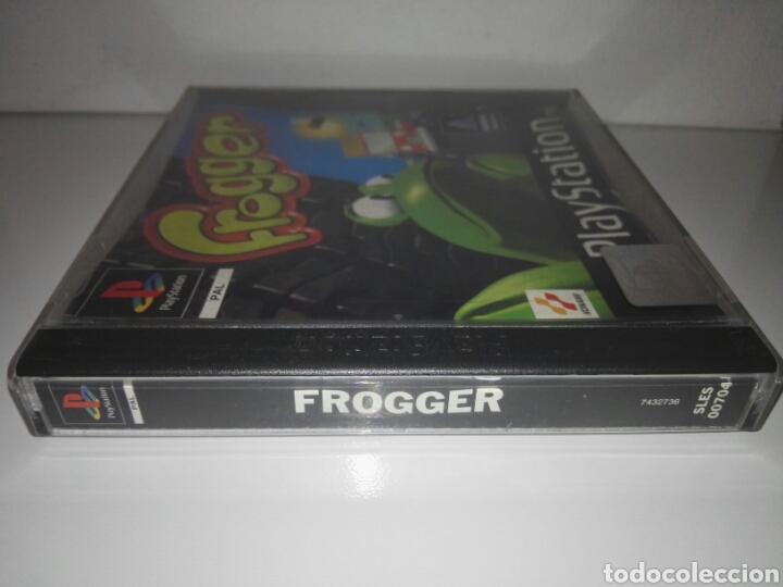 Videojuegos y Consolas: Frogger (Konami,1997) Sony PlayStation 1 ,PSX,PS1 - Foto 2 - 166761505
