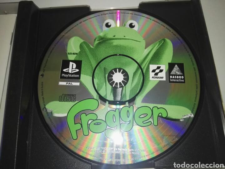 Videojuegos y Consolas: Frogger (Konami,1997) Sony PlayStation 1 ,PSX,PS1 - Foto 4 - 166761505