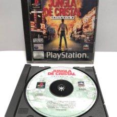 Videojuegos y Consolas: JUNGLA DE CRISTAL TRILOGIA 2 - VIVA LAS VEGAS PLAYSTATION PSX PS1 PSONE. Lote 166767054