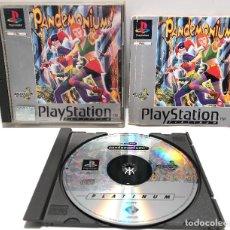 Videojuegos y Consolas: PANDEMONIUM PLAYSTATION PSX PS1 PSONE. Lote 166768166